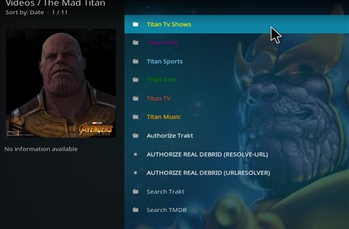 How to Install The Mad Titan Kodi Add-on with Screenshots pic 2