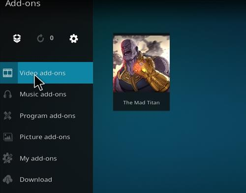 How to Install The Mad Titan Kodi Add-on with Screenshots step 14