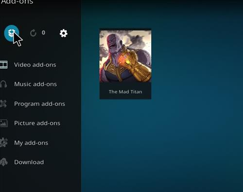 How to Install The Mad Titan Kodi Add-on with Screenshots step 9