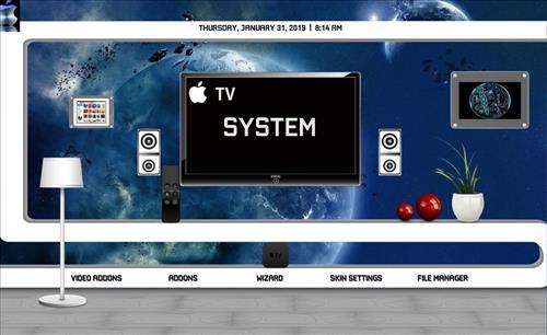 How to Install Bit Apple Lounge Kodi 18 Build Leia pic 1