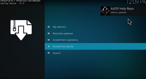 How to Install Canvas Kodi Add-on with Screenshots step 13