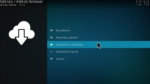 How to Install Canvas Kodi Add-on with Screenshots step 14