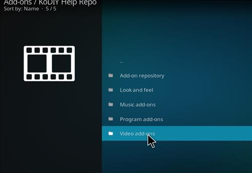 How to Install Canvas Kodi Add-on with Screenshots step 16