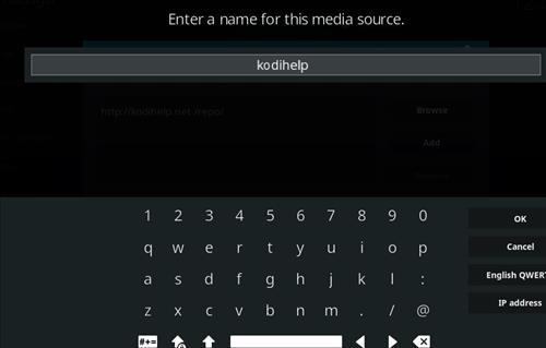 How to Install Canvas Kodi Add-on with Screenshots step 6
