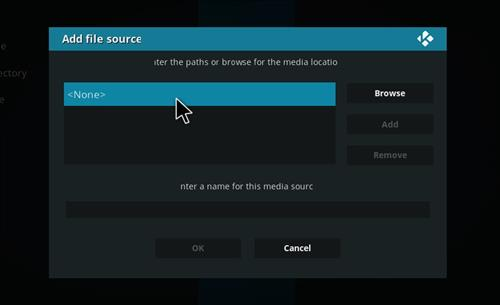 How to Install Gamer Kodi Build with Screenshots step 4