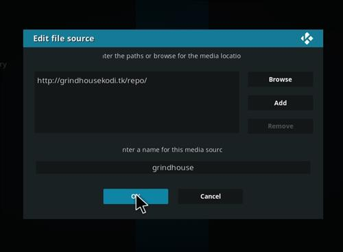 How to Install Gamer Kodi Build with Screenshots step 7