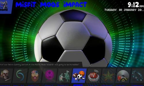 How to Install Impact Kodi Build with Screenshots pic 3