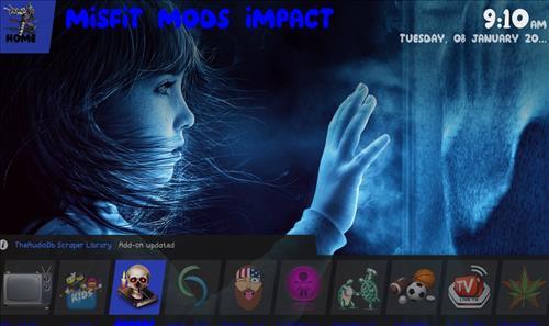 How to Install Impact Kodi Build with Screenshots step 22