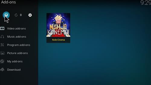 How to Install Nole Cinema Kodi Add-on with Screenshots step 9