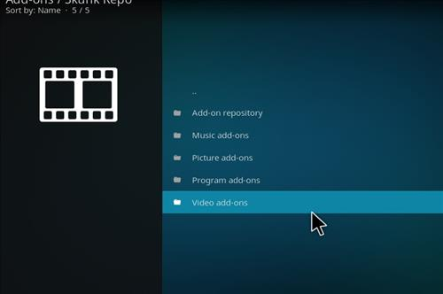 How to Install Peace Kodi Add-on with Screenshots step 16