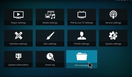 How to Install Peace Kodi Add-on with Screenshots step 2