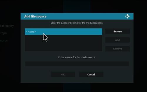 How to Install Peace Kodi Add-on with Screenshots step 4