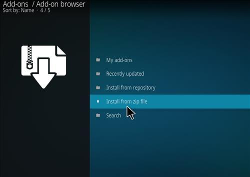 How to Install Phantom Kodi Add-on with Screenshots step 10