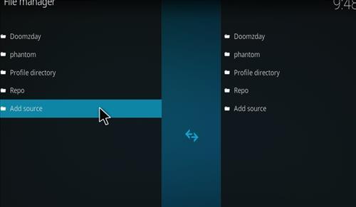 How to Install Phantom Kodi Add-on with Screenshots step 3