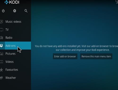 How to Install Phantom Kodi Add-on with Screenshots step 8