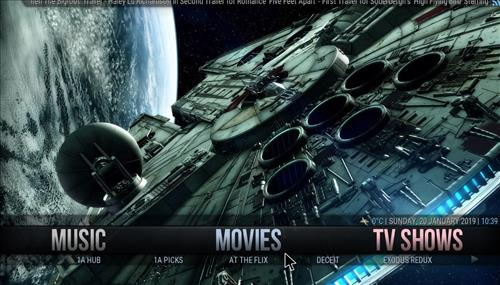 How to Install Red Wizard Kodi 18 Leia Build pic 2