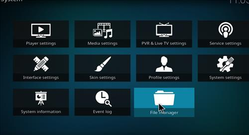 How to Install Shadows Kodi Build with Screenshots step 2