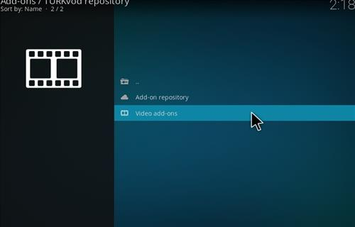How to Install Turkvod Add-on for Kodi 18 Leia step 17