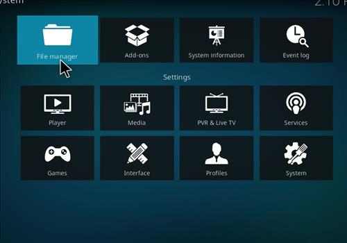 How to Install Turkvod Add-on for Kodi 18 Leia step 2