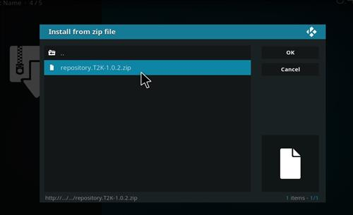 How to Install Whiskyone Kodi Add-on with Screenshots step 12