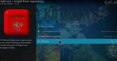 How to Install Whiskyone Kodi Add-on with Screenshots step 15