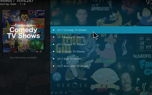 How to Install htmc2Kodi Add-on with Screenshots pic 2