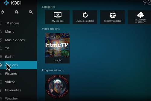 How to Install htmcTV Kodi Add-on with Screenshots step 8