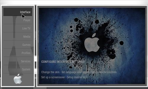 How to change the Skin back to Default Estuary bit of apple lounge step 2