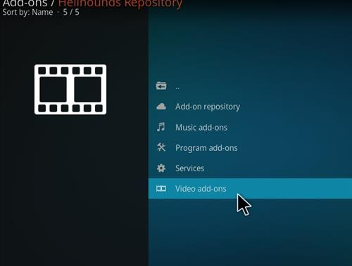 How to Install Ghost Add-on for Kodi 18 Leia step 16