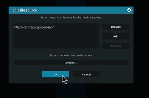 How to Install Ghost Add-on for Kodi 18 Leia step 7