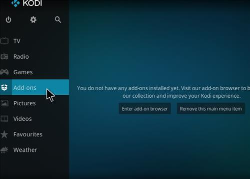 How to Install Ghost Add-on for Kodi 18 Leia step 8