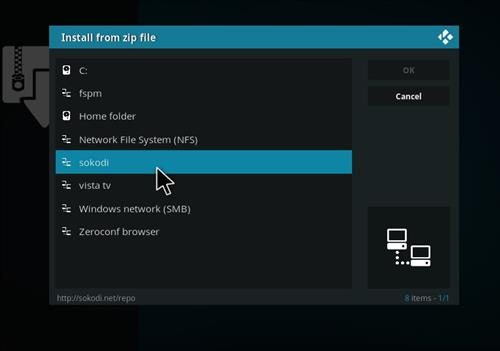 How to Install KeltecMP IPTV Kodi 18 Leia Add-on step 11