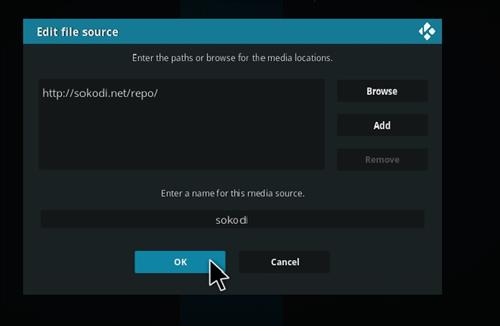 How to Install KeltecMP IPTV Kodi 18 Leia Add-on step 7