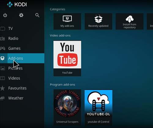 How to Install KeltecMP IPTV Kodi 18 Leia Add-on step 8