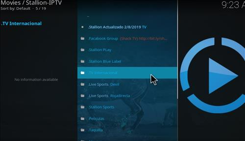 How to Install Stallion IPTV Add-on Kodi 18 Leia pic 2