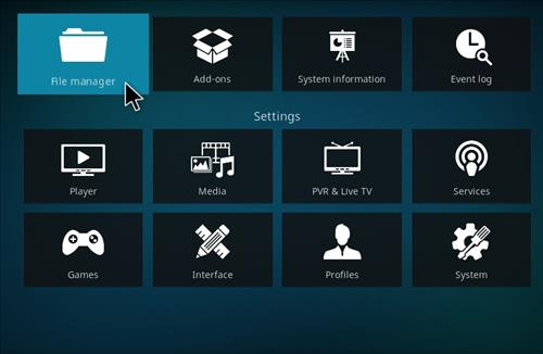 How to Install The Kodiverse Leia 18 Kodi Build step 2