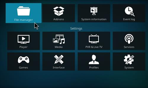 How to install Redemption Add-on for Kodi 18 Leia step 2