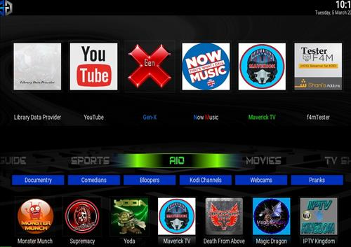 Best Working Kodi 18 Leia Builds September 2019 – Whyingo