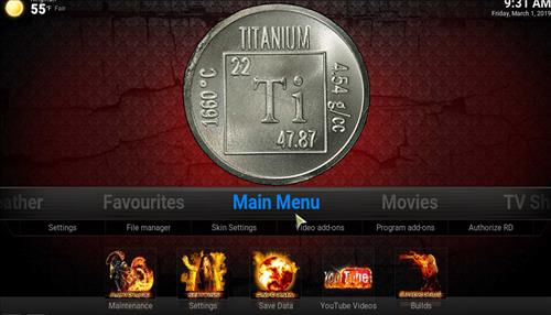 Best Working Kodi 18 Leia Titanium