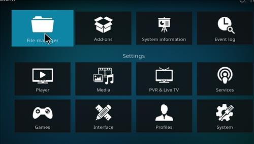 How to Install 13 clowns Video Kodi 18 Leia Add-on step 2