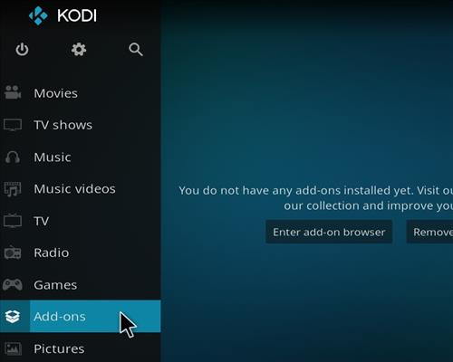How to Install 13 clowns Video Kodi 18 Leia Add-on step 8