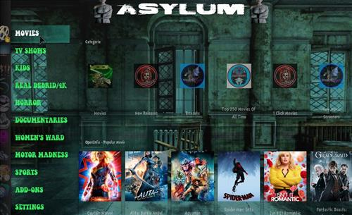 How to Install Asylum Kodi 18 Build Leia pic 1
