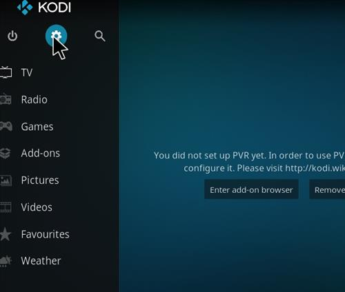 How to Install Plutonium Kodi Build 18.1 Leia step 1