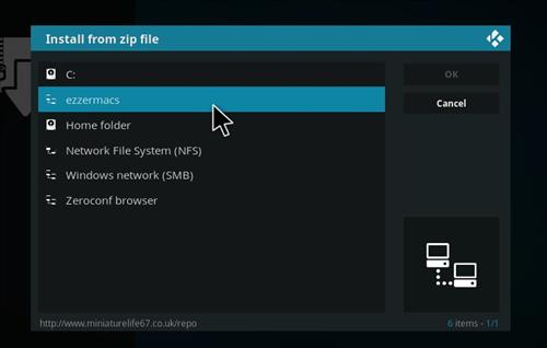 How to Install Plutonium Kodi Build 18.1 Leia step 11
