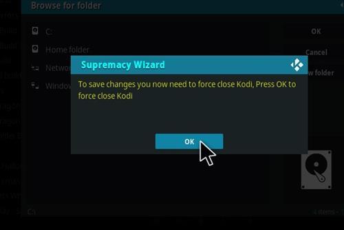 How to Install Smokin 18 Kodi Build Leia step 26