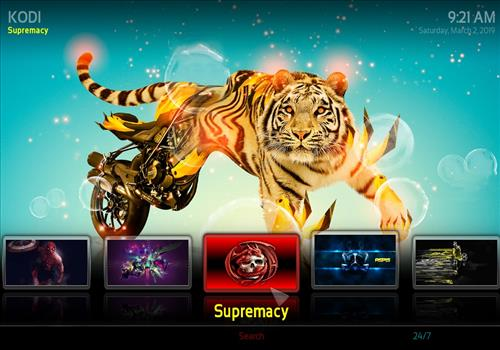 How to Install Supremacy Black 18 Kodi Build Leia pic 1