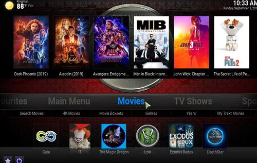 Kodi 18 Leia Builds – Whyingo Kodi Tutorials