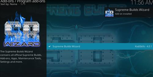 How to Install Titanium Kodi 18 Build Leia step 19