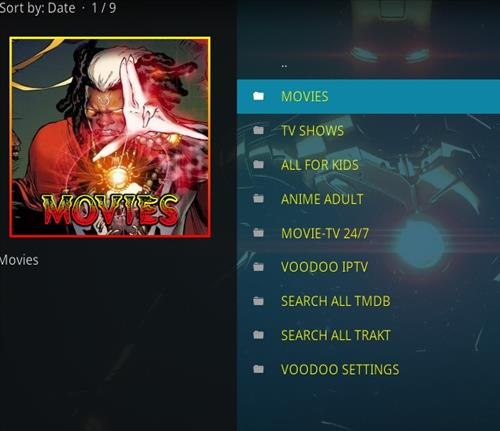 How to Install Voodoo Kodi 18 Leia Add-on pic 2