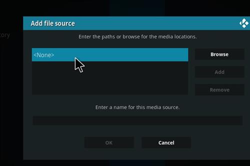 How to Install Voodoo Kodi 18 Leia Add-on step 4